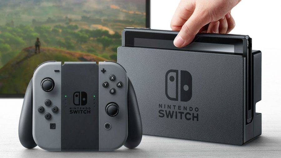 Nintendo releases new console called the Switch.
