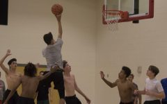 Boys Varsity Basketball Dribbles Into A New Season