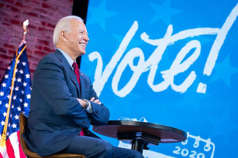 Biden defeats Trump in 2020 Presidential Race