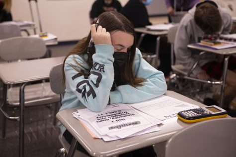Depression and Anxiety Kick Up in Teens