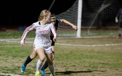 Girls Soccer Wins Region Qualifies for State.