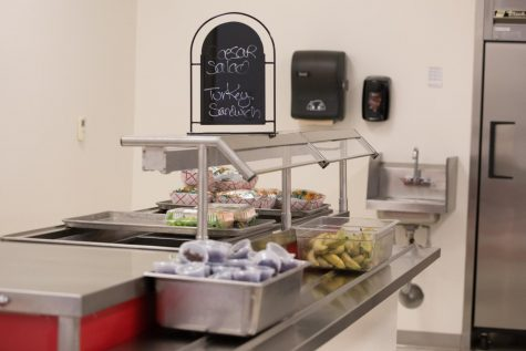 Federal Regulations and Lack of Local Restaurants Restrict off Campus Lunch Options