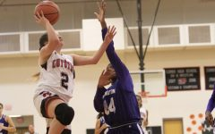 Lady Coyotes Too Strong For Rams On Senior Night