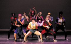"""New Beginnings"" first concert at CPAC, first for international dance performances"