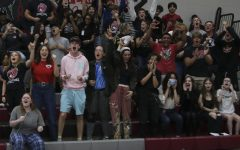 The last part of the assembly was the final roll call to see who was the best. Seniors rose up to the challenge and gave all they could in the stands.
